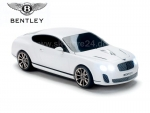Wireless 2,4 GHz Mouse Bentley Continental SuperSport (Weiss)
